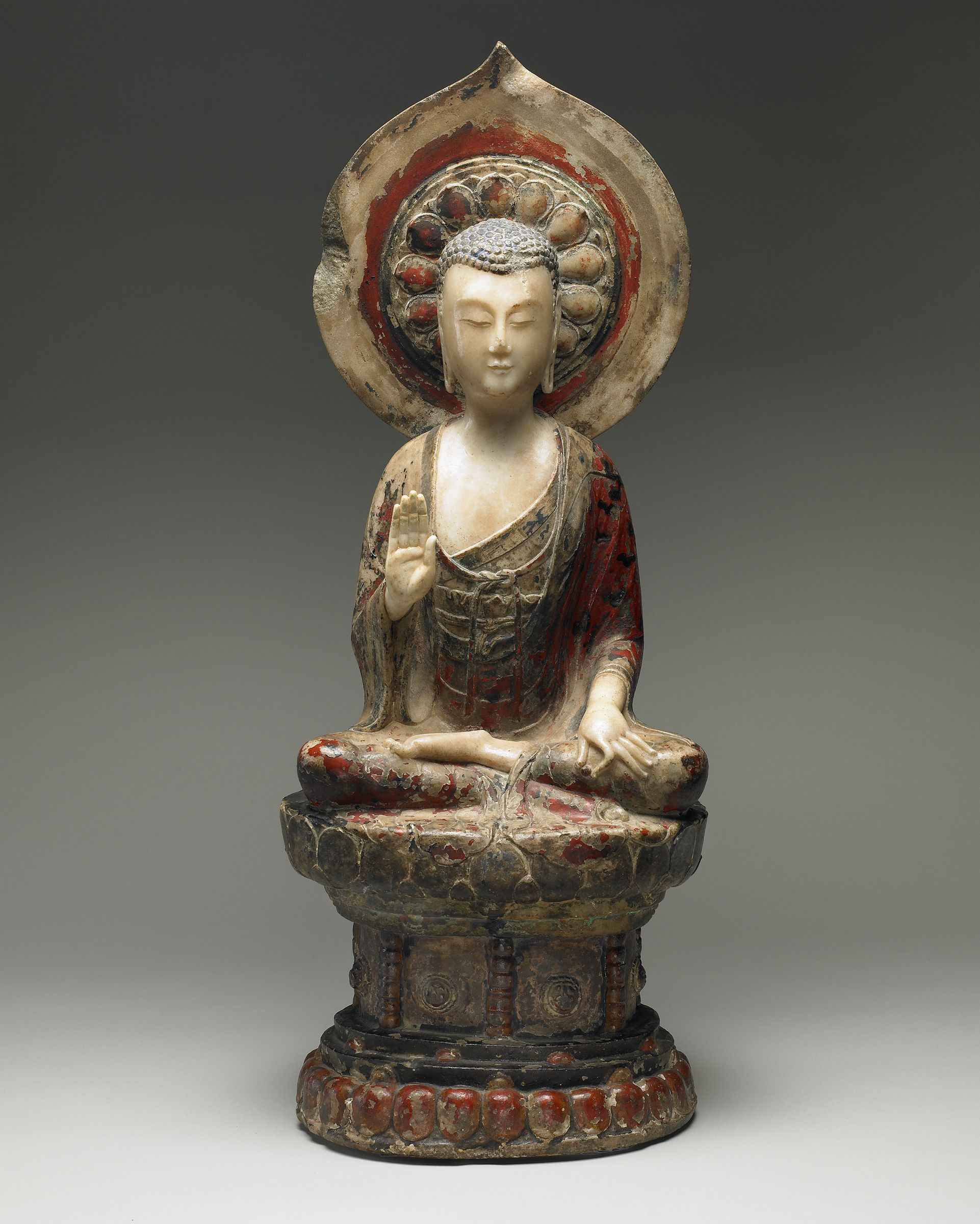 Harvard Art Museums Collections Seated Buddha