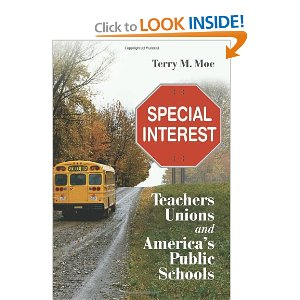 Special Interest: Teachers Unions and America