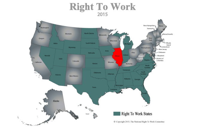 2015-Right-To-Work-States-Map-IL-RED