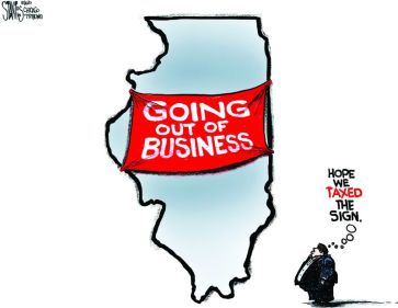Indiana under Forced-Unionism