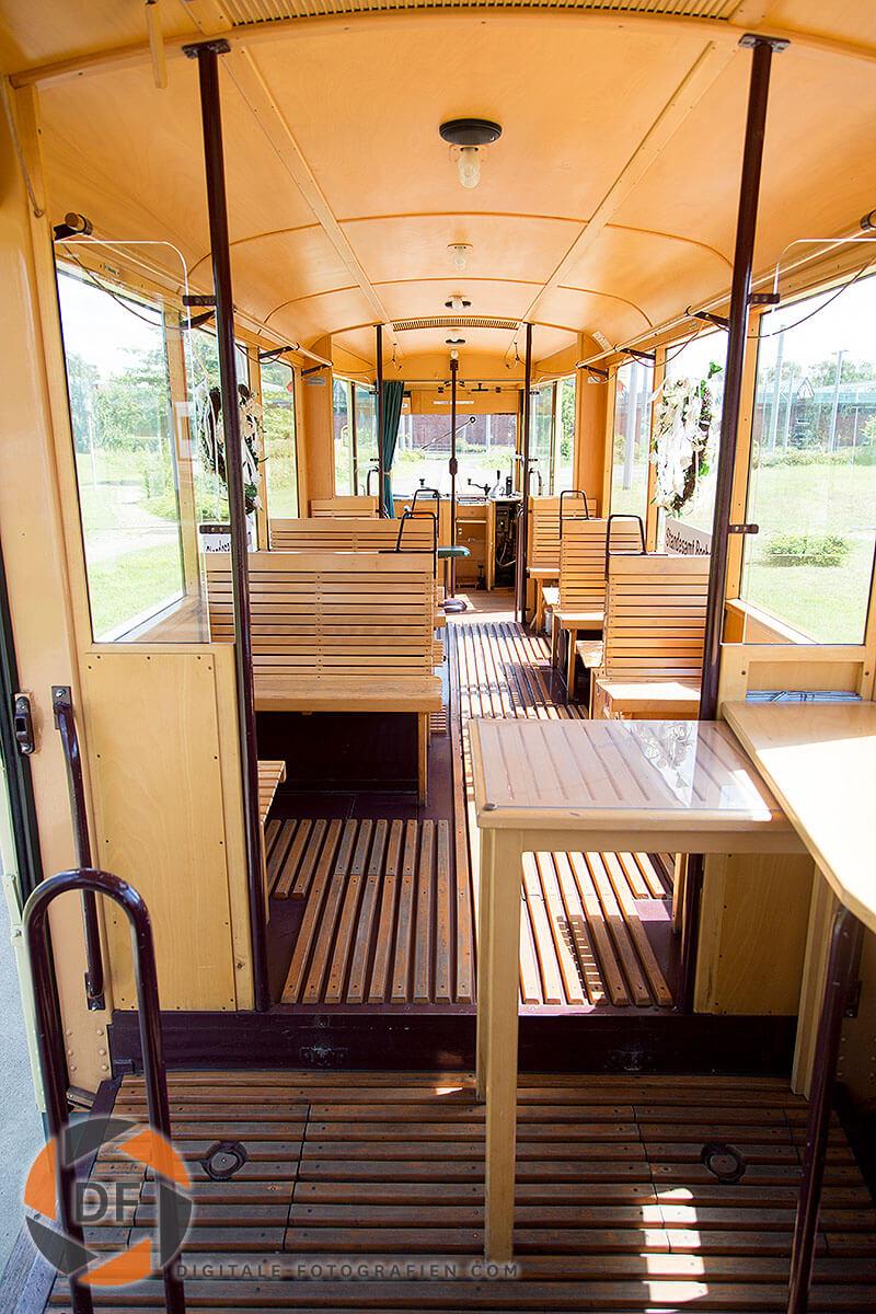 Heiraten in der Historische Straenbahn Bochum  Standesamt NRW