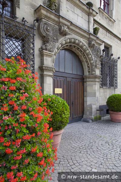 Heiraten im Rathaus am Burgplatz in Duisburg MitteSd  Standesamt NRW