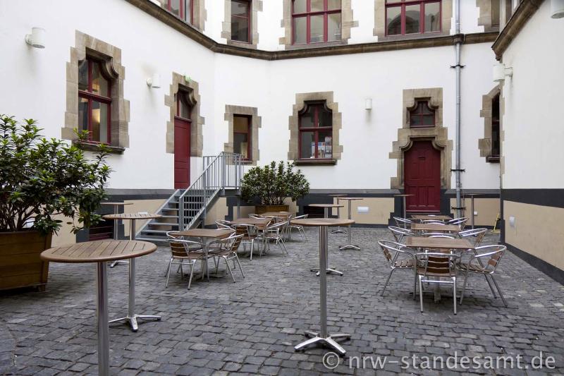 Heiraten im Rathaus am Burgplatz in Duisburg MitteSd
