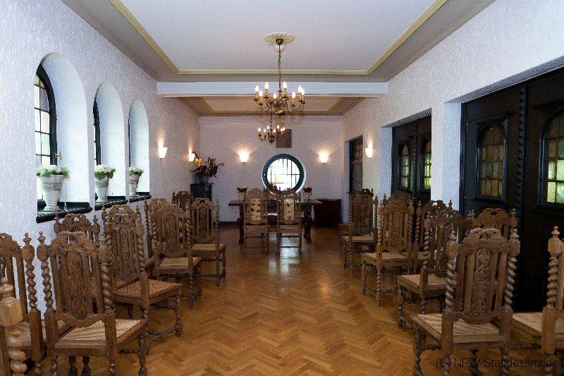 Heiraten im Wasserschloss Wittring  Standesamt NRW