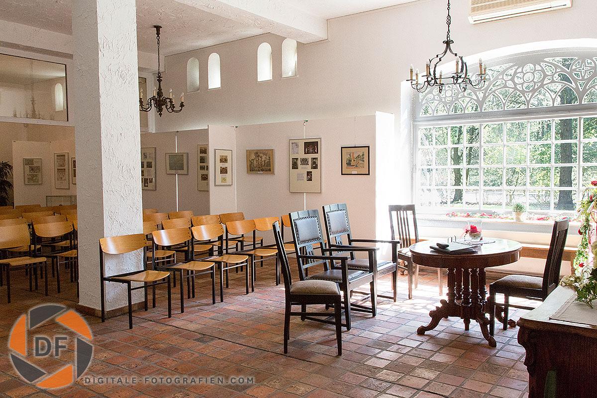 Heiraten im Museum am Schloss Schwansbell der Stadt Lnen