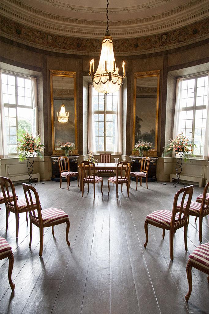 Heiraten im Standesamt im Herrenhaus Cromford in Ratingen