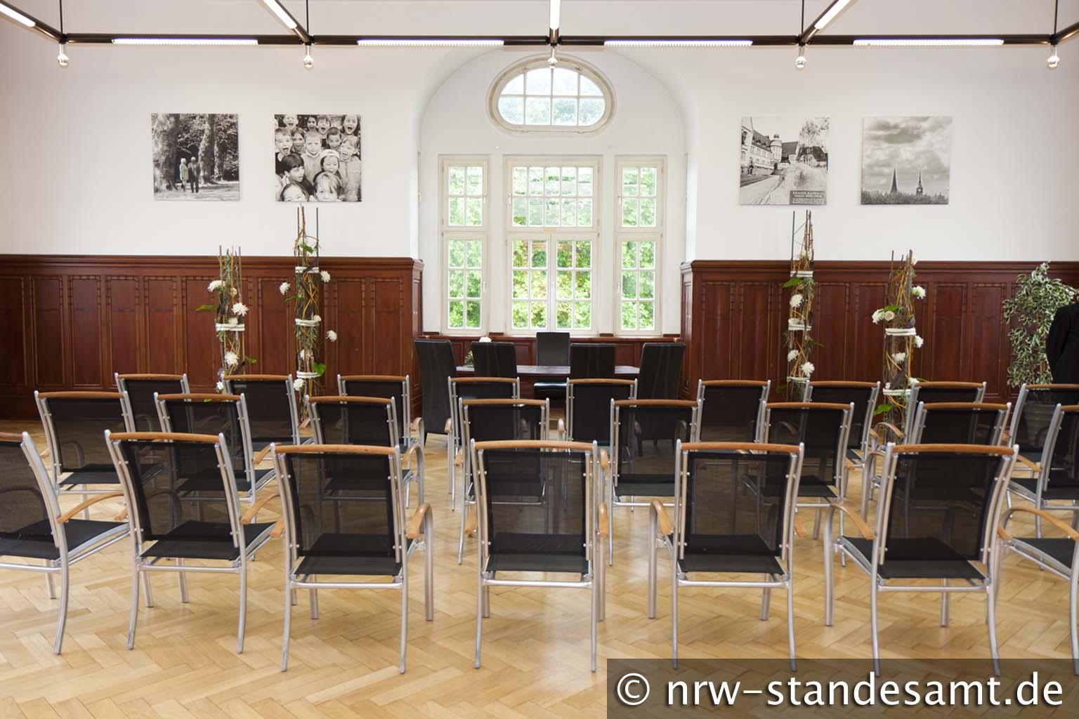 Rathaus  Standesamt NRW