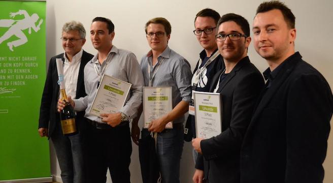 Die Gewinner des 15. Rheinland-Pitch