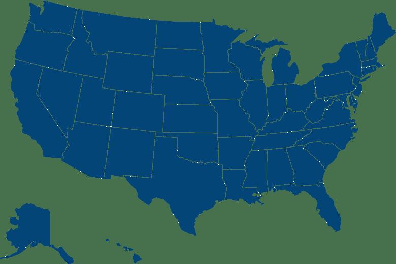 map-blue