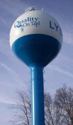 QOT Water Tower