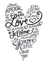 multilanguage love