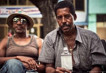 Street Portrait, Santiago de Cuba