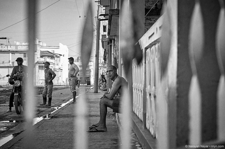 Street Scene, Baracoa