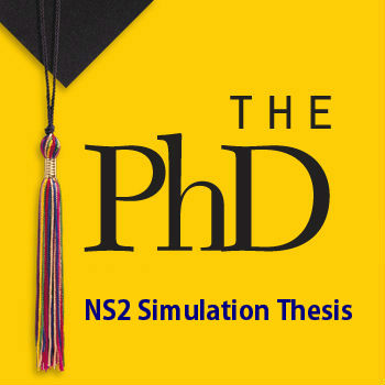 NS2 Simulation Thesis