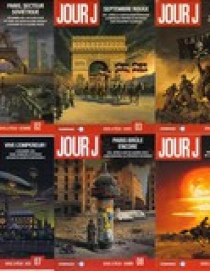 Jour J 22 tomes