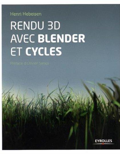 Rendu 3D avec Blender et Cycles