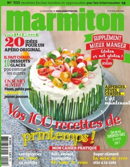 Marmiton N°29 - Mai/Juin 2016