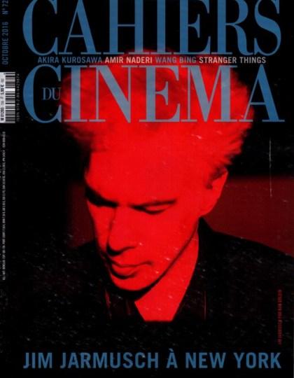 Cahiers du Cinéma N°726 Octobre 2016