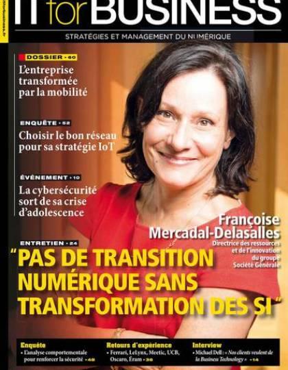 IT for Business N°2210 - Octobre 2016
