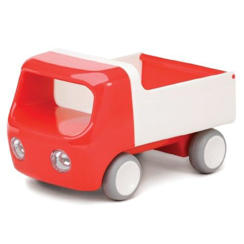 camion rouge kid