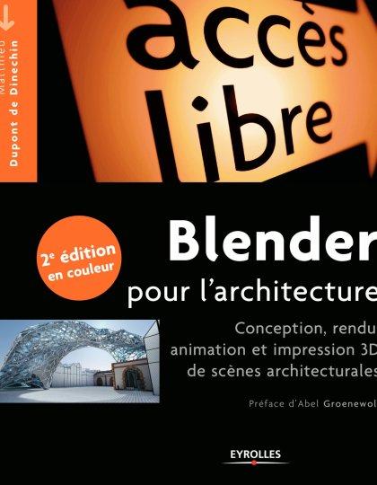 Blender pour l'architecture