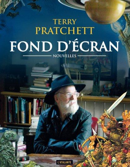 Terry Pratchett - Fond d'écran