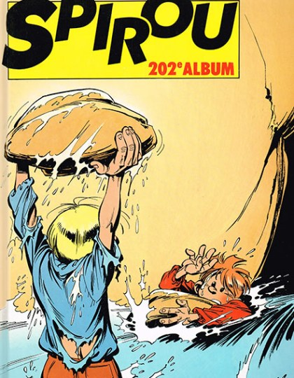 Le journal de Spirou Album 202