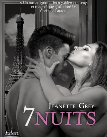 7 Nuits - Jeanette Grey (2016)