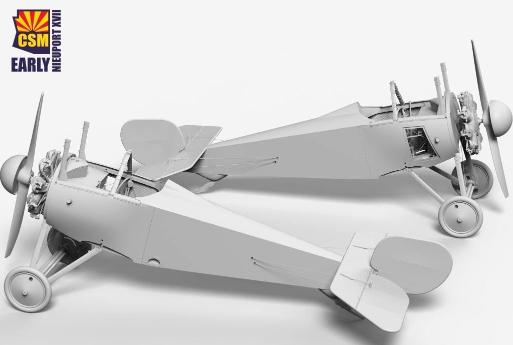 Copper state model Nieuport 17 132