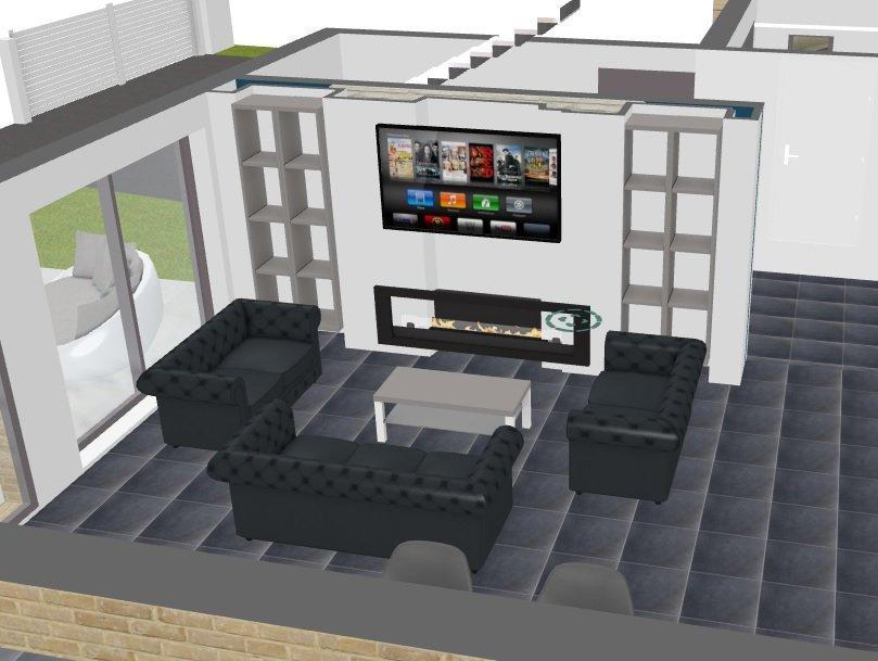 conseil home cinema encastre plafond