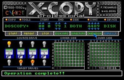 X Copy