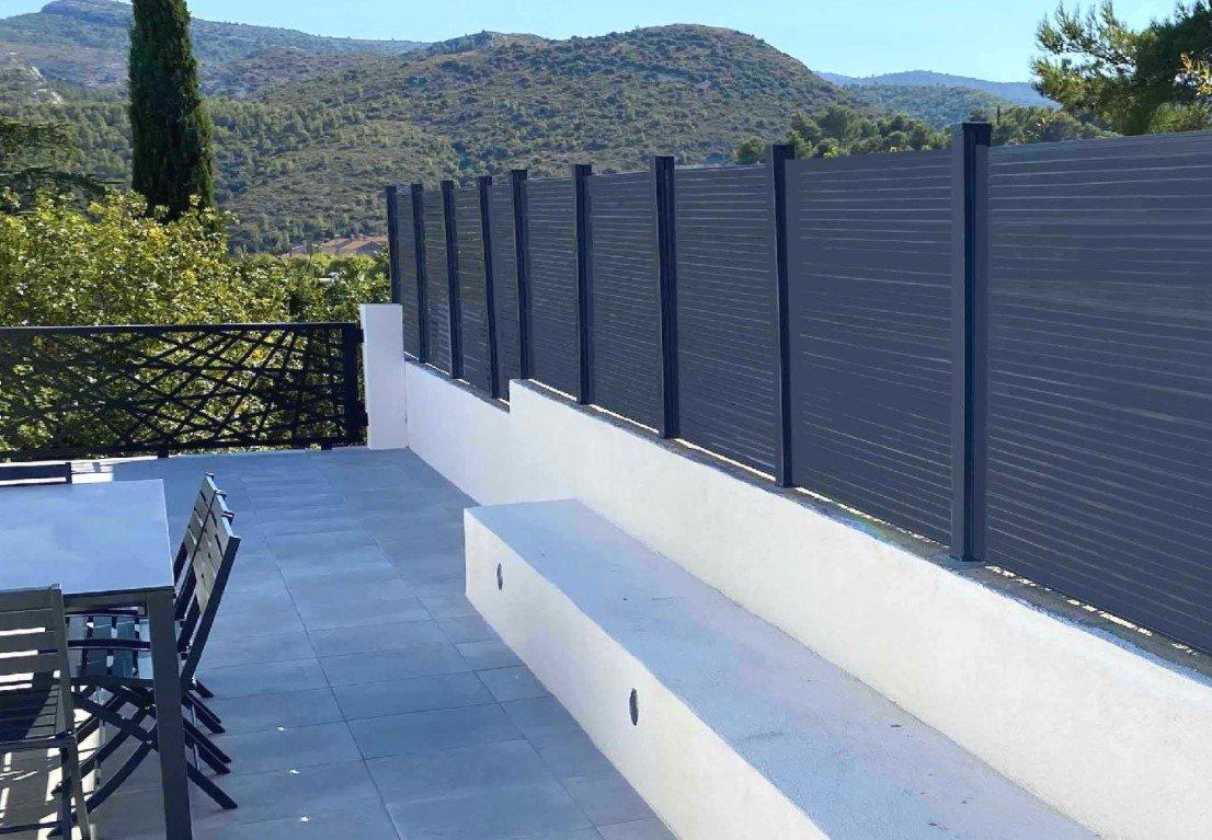 https www clotureonline com details idee de separation de jardin balcon ou terrasse avec livraison dans le sud de la france 78 html
