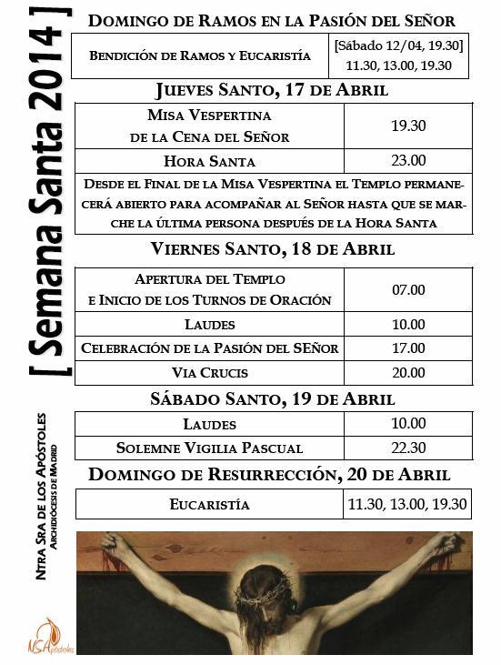 Semana Santa 2014