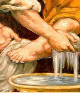 lavatorio de los pies 2
