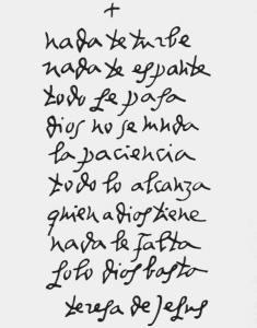 autografo_nada_te_turbe
