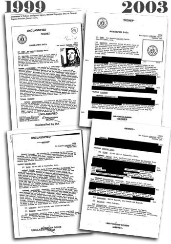 The Pinochet File: U.S. Declassifies Missing Documents In