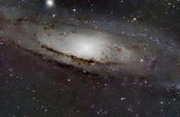 M31 Andromeda Galaxy - Mathias Sorg
