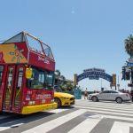 バスに乗ってロサンゼルスの街中を移動してみよう!