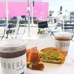 ロサンゼルス・メルローズのインスタ映えカフェ「Carrera Cafe」