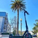 ロサンゼルスでライドシェア・電動キックボード☆BIRD☆