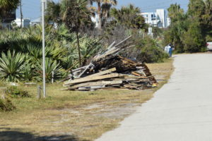 hurricane matthew debris cleanup