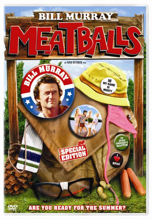 Summer Camp Movies:  We all have our favorites (1/6)