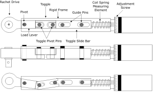 torque wrench diagram  NSCA & TraCal