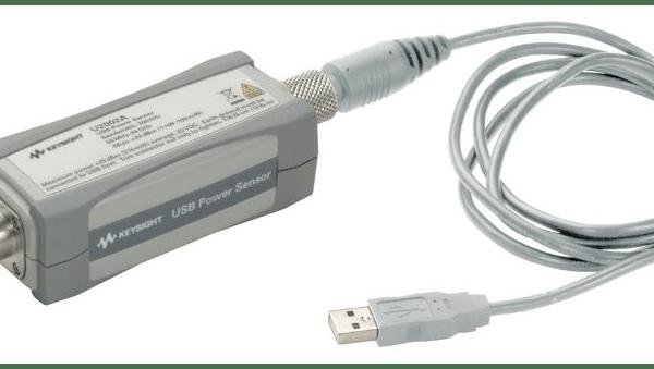 Keysight (formerly Agilent T&M) U2002A-H26 50 MHz – 26.5 GHz USB Power Sensor