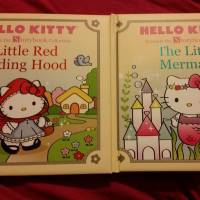 Readers Circle With Chelsea: Hello Kitty Story book Collection #Sanrio #HelloKitty #PreschoolFavorite