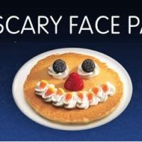 Happy Halloween From IHOP with Scary Face Pancakes! #IHOPScaryFacePancakes #KidsEatFree
