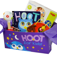 Preschooler Favorites: HOOT For Kids! #SubscriptionBox #MotorSkills