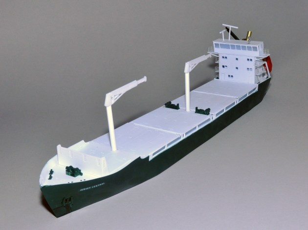 266' Container Ship