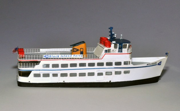 Nelseco Starboard Profile