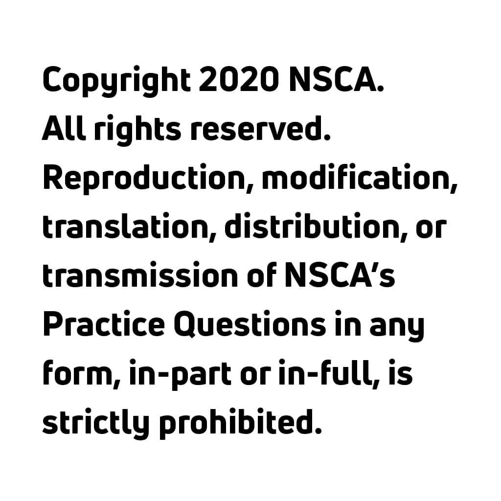 TSAC-F Practice Questions
